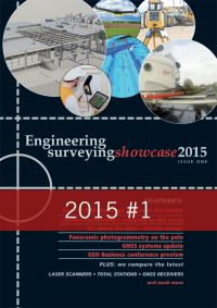 Engineering Surveying Showcase 2015 Issue 1