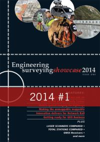 Engineering Surveying Showcase 2014 Issue 1