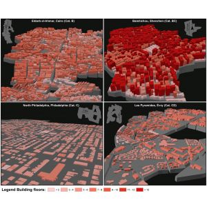 Classifying Urban Poor Areas with Satellite Imagery