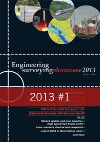 Engineering Surveying Showcase 2013 Issue 1