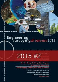 Engineering Surveying Showcase 2015 Issue 2